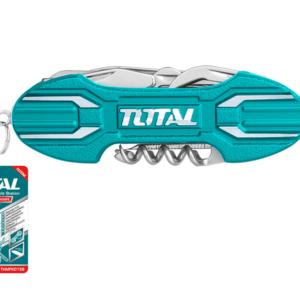 Navaja Multiuso 15 Funciones TOTAL THMFK0156
