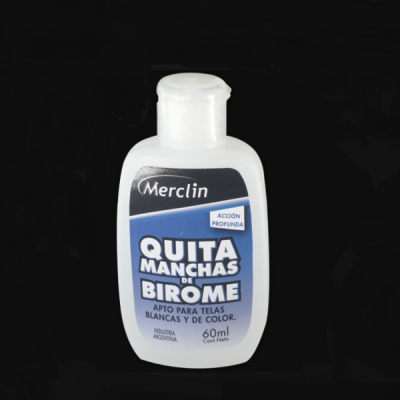 Quita Manchas De Birome MERCLIN 60ml