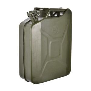 Bidón De Chapa Para Combustible KUSHIRO 20 Lts CJV1-20L